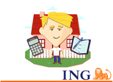 Banners for ING Life Insurance