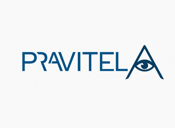 Pravitel.org - logo design & website