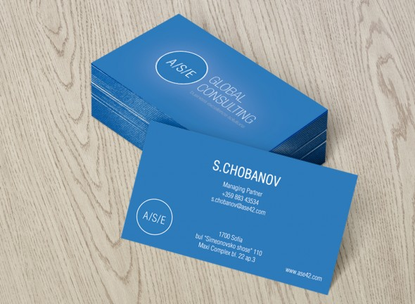 ASE42 Business Cards