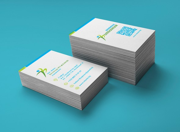 Print materials for pharmacies Vitania