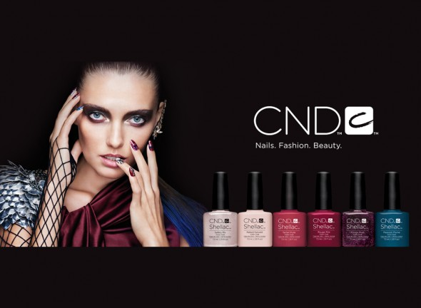 Рекламна кампания за CND Fashion Night Out
