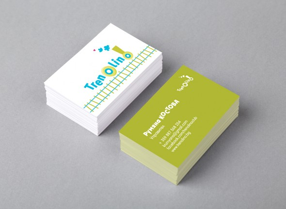Design and print of business cards