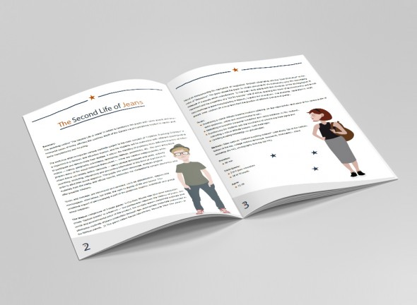 Design and layout of online resources for children 6
