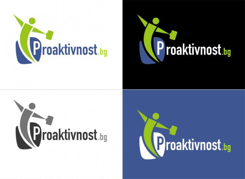 Logo design for Proaktivnost.bg