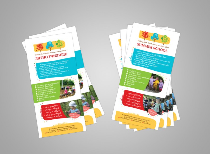 Design of flyers 1