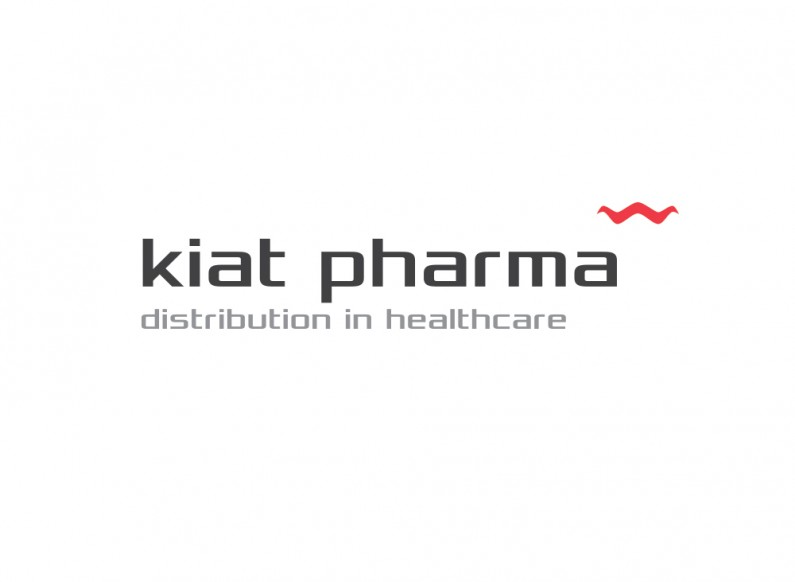 Design of corporate logo for Kiat Pharma