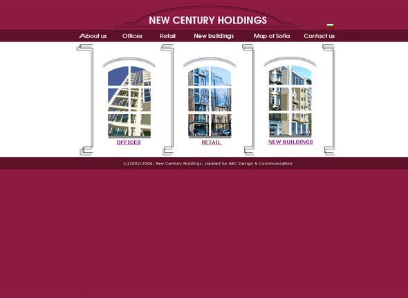 New Century Holdings