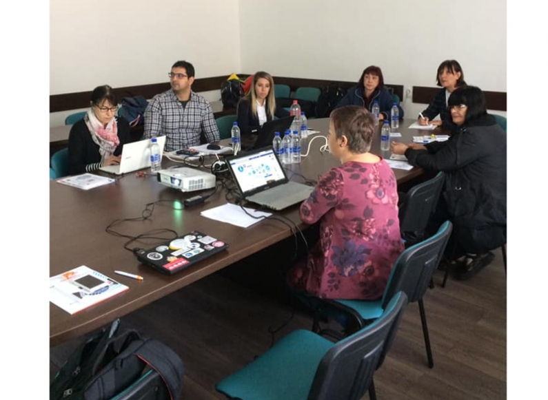 Training for the experts of the EPALE`s team for Bulgaria